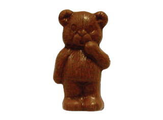 Teddy Bears Dark Chocolate