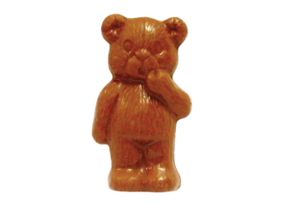 Teddy Bears Milk Chocolate