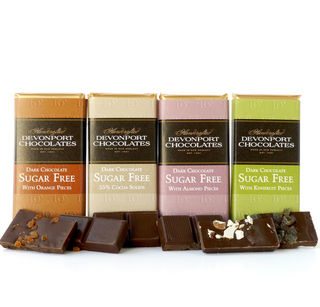 Sugar Free Chocolate Tablets (30g)
