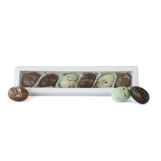 Adult Only Caramel Tipsy Truffle Eggs Box of 6