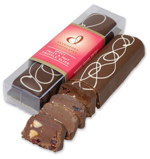Spicy Fruit and Nut Truffle Slice 180g