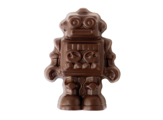Robot Dark Chocolate