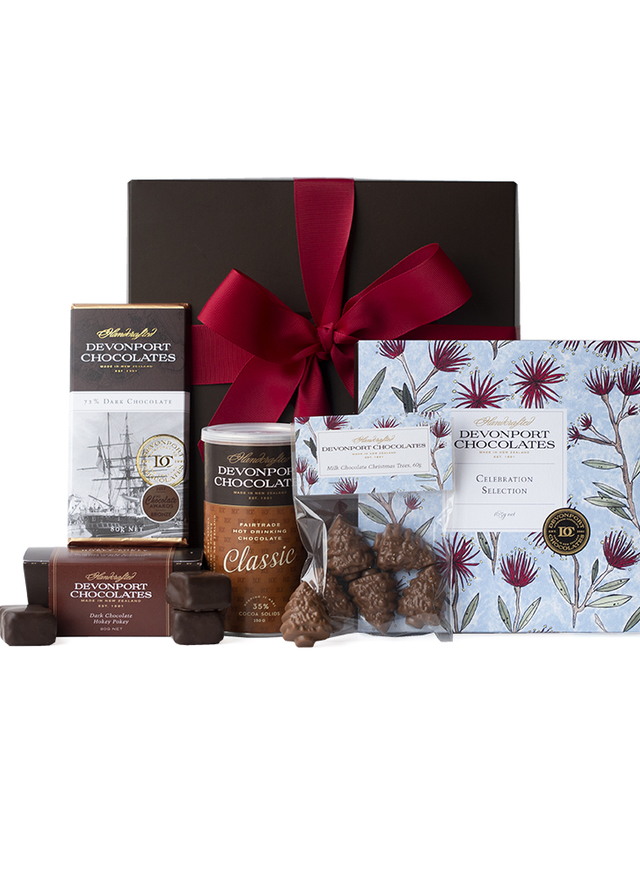 Christmas Cheer Luxury Chocolate Gift Box 2019