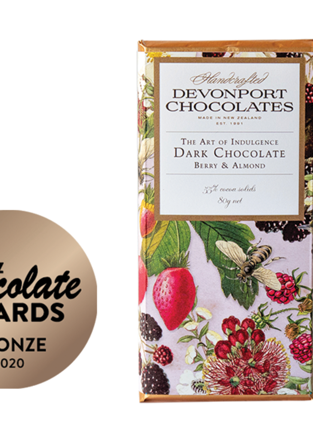 Fantail Almond and Berry Award