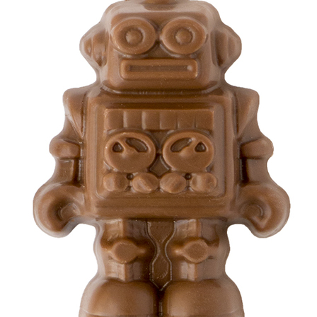 Robot Milk Chocolate
