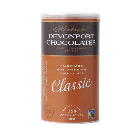 New Fairtrade Classic Hot Chocolate Mix
