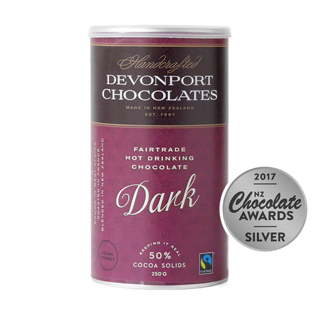 Fairtrade Dark Hot Chocolate Mix