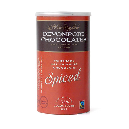 NEW Fairtrade Spiced Hot Chocolate Mix