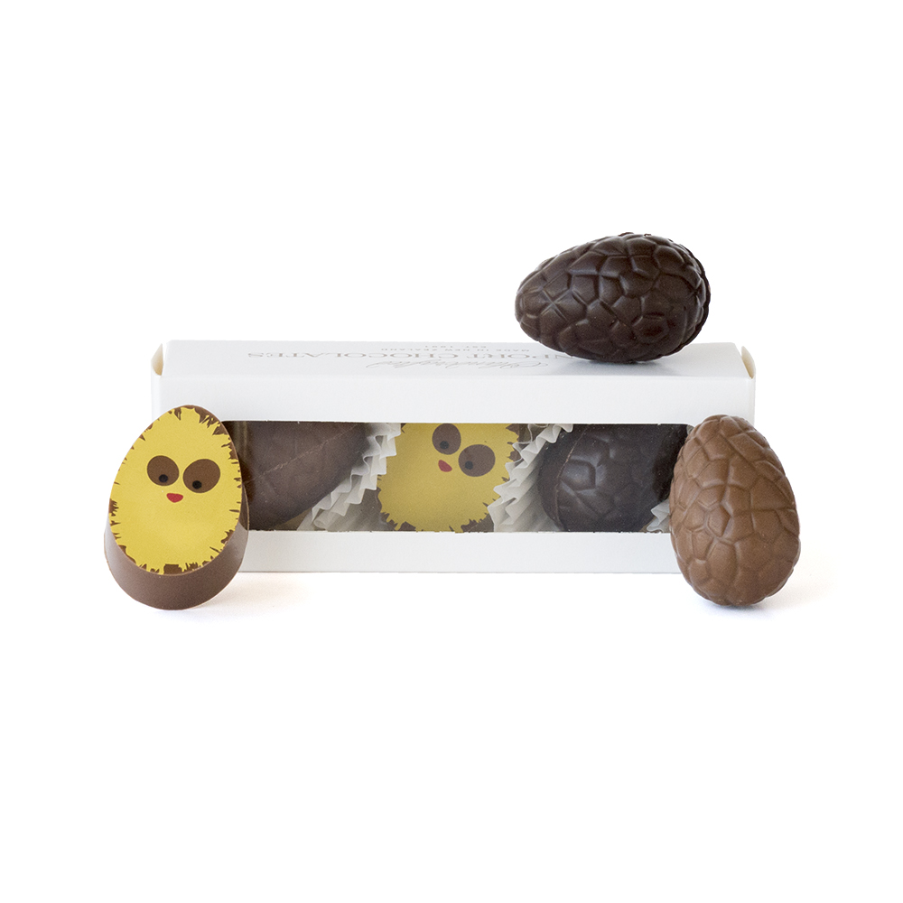 Trio of Easter Chocolates