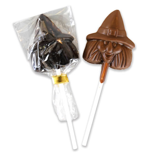 Witchy Poo Lollipops