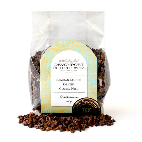 Samoan Single Origin Cocoa Nibs