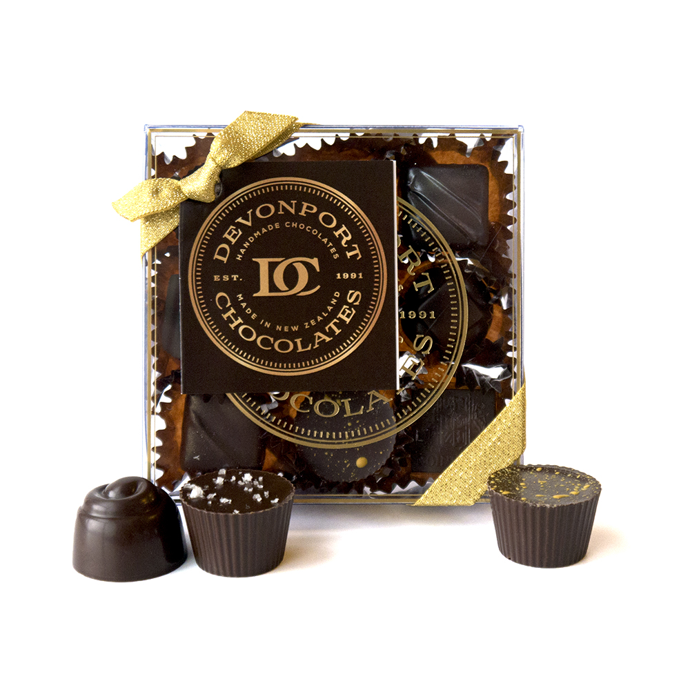 Assortment of 9 - Dark Chocolate