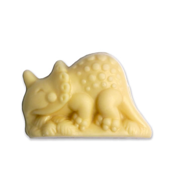 Dinosaurs White Chocolate