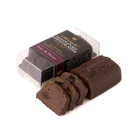 Port & Prune Truffle Slice 90g